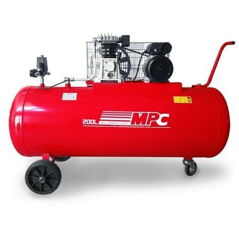 Compresor de aire 200 litros 2,2 kW 0/1.100.022