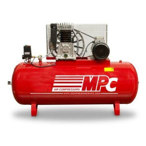 Compresor de aire 270 litros 4 kW 10 bar