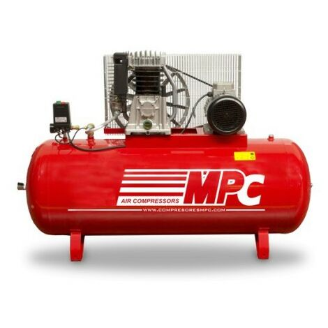 Compresor de aire 300 litros 4 kW 10 bar 0/1.100.024