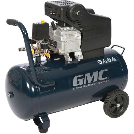 Compresor de aire 50 litros, 2 CV GAC1500 - NEOFERR