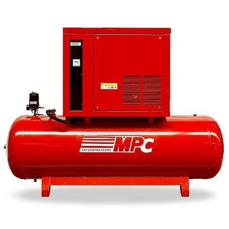 Compresor de aire 500 litros 5,5 kW insonorizado 0/1.100.312