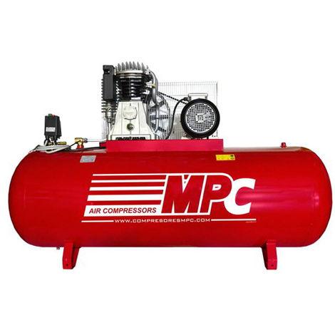 Compresor de aire 500 litros 7,5 kW