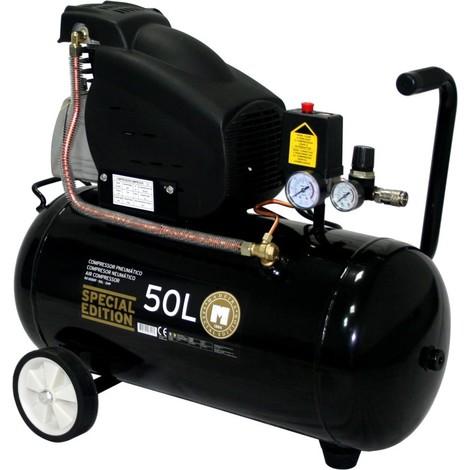 Compresor de Aire 50L 2Hp Garantizado