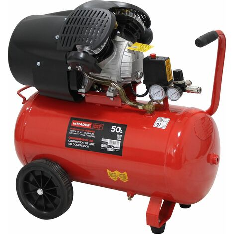 Compresor de Aire 50L 3HP - MADER® | Power Tools