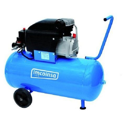 Compresor de aire Advance 0459E 50 Litros 2 HP Imcoinsa