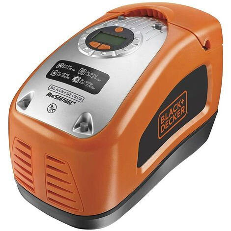 Compresor de aire Black&Decker ASI300