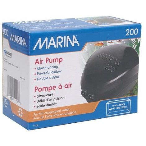 Compresor de Aire MARINA - 200