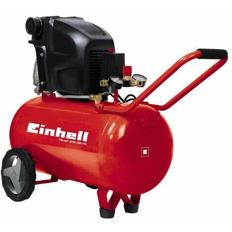 Compresor de aire expert TE - AC 270/50/10 Einhell