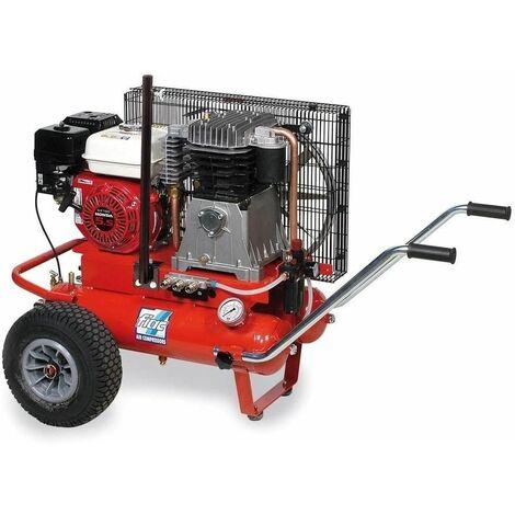 Compresor gasolina 5,5HP 10Bar 540Lt/min. 11+11Lts. 76dB CEVIK CA-AGRI65