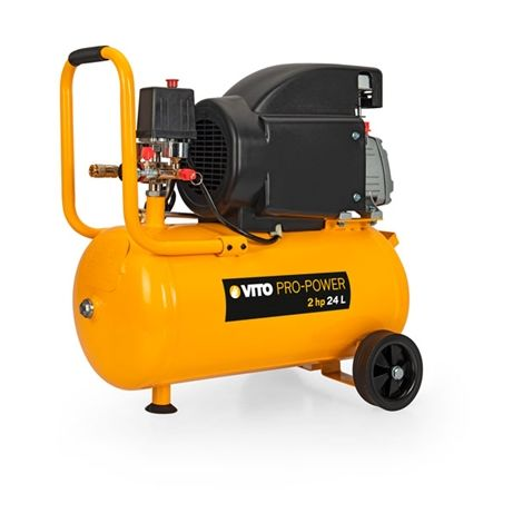 Compresor High Wind 24 Vito Pro-Power