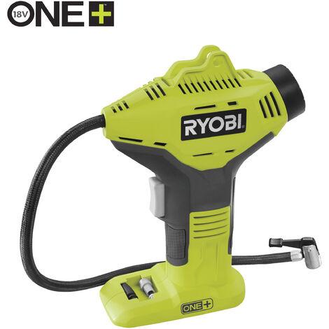 Compresor Inflador portátil a batería ONE+ (SIN BATERÍA NI CARGADOR) - R18PI-0 -RYOBI - RYOBI