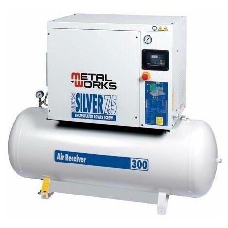 Compresor METALWORKS Silver 7.5