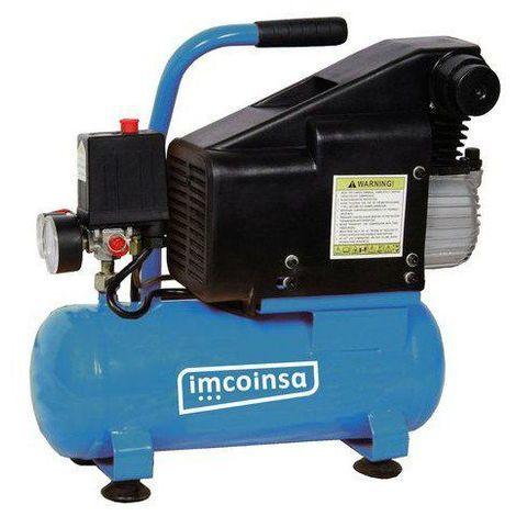 Compresor monofásico 0456 15 HP 6 Litros Imcoinsa