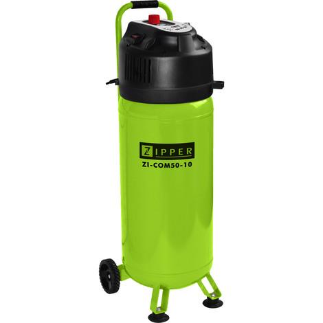 Compresor movil vertical Zipper ZI-COM50-10 10 bares de presion caldera 50 L