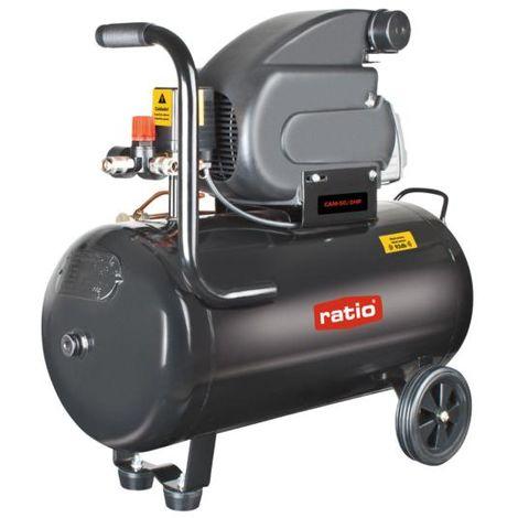 Compresor Ratio CAM /2HP Depósito de 50 litros