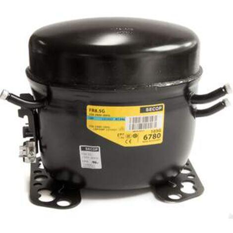 Compresor Secop Alta Temperatura Fr8.5G 7.95Cc R134A 1/4cv