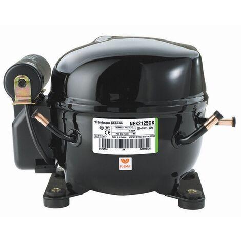 Compresor Secop FR11G Danfoss R134 Alta Temperatura Monofasico Motor