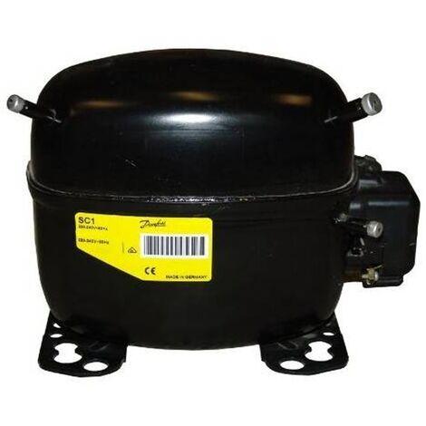Compresor Secop Tl5G R134 Baja Media Temperatura Monofasico Motor