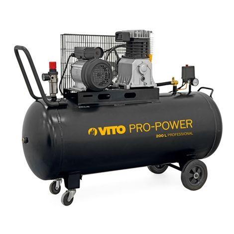 Compresor Speed Max 200 Vito Pro-Power
