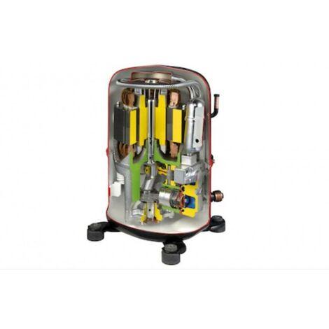Compresor Tecumseh Fh5524C R407C/Aire Acondicionado 4350cc 220/240v Motor