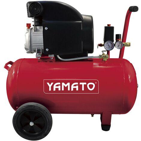 "main image of ""Compresor Yamato 50 Litros 2.0 Hp"""