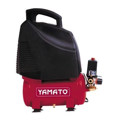 Compresor Yamato 6l 1.5HP Sin Aceite