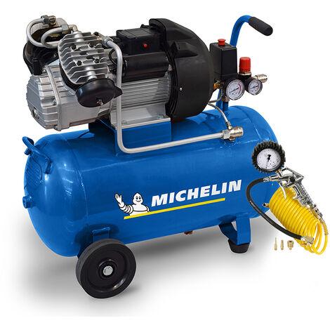 Compresseur 100 Litres 3CV Michelin équipé
