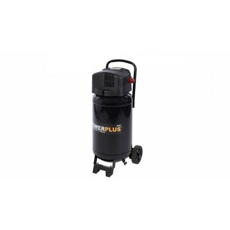 Compresseur 1500W 50L + 12pcs sans huile 2Pk