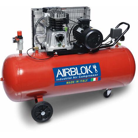 Compresseur 200 Litres 3 CV 11 bars AirBlock