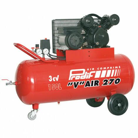 Compresseur à courroie 150L 3CV VC3051503M PRODIF