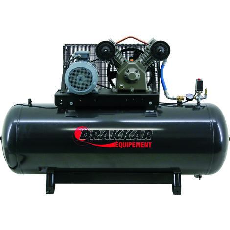 Compresseur a piston 10cv 500l tri