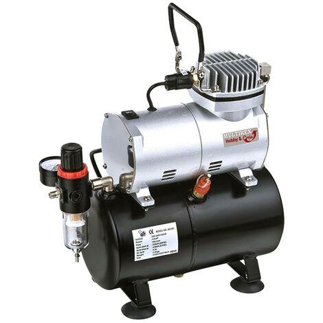 Compresseur à piston sec sans huile de cuve