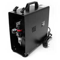 Compresseur Aérographe AF189A réservoir régulateur séparateur d'eau pressure reducer
