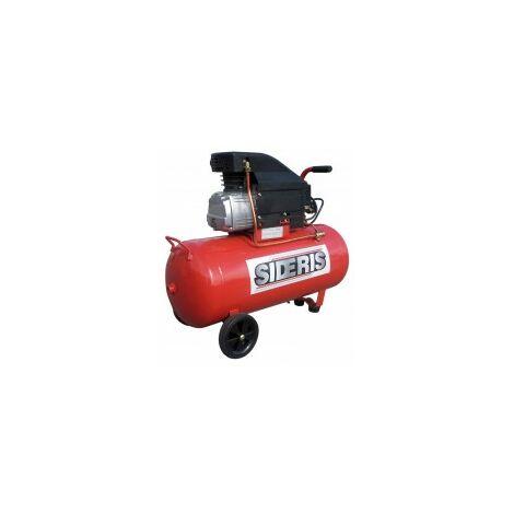 Compresseur air 50 litres 2CV monophasé