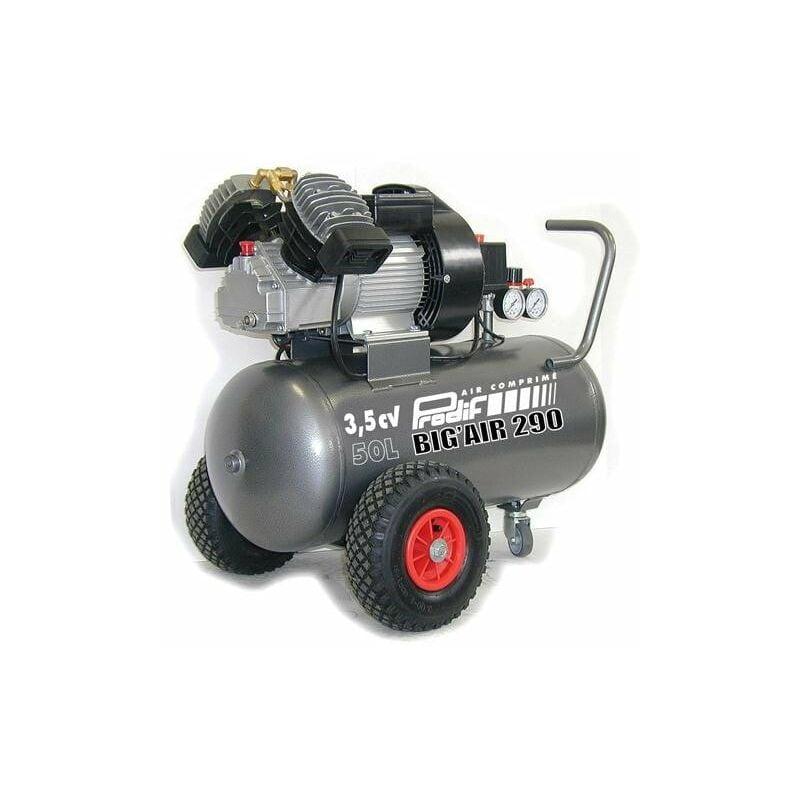 Les types de compresseurs pneumatiques