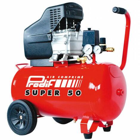 Compresseur coaxial 50L T856 PRODIF