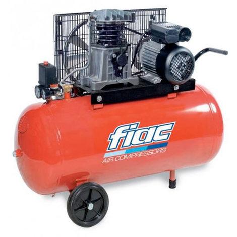 Compresseur d'air 100L 2CV FIAC AB 100-268 M