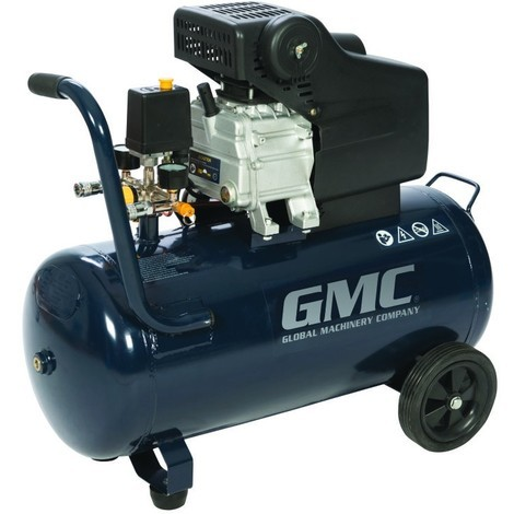 Compresseur d'air 2 ch, 50 L GAC1500 (UK)