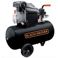 Compresseur d'air 50 L 2CV Black & Decker BD205 / 50