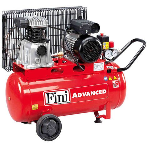 Compresseur d'air 50L 2CV FINI MK 102/N-50-2M