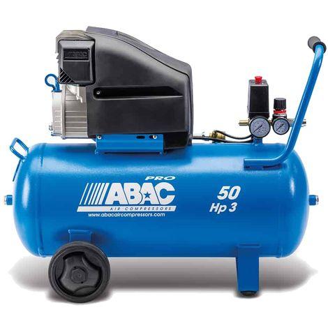 Compresseur d'air 50L 3CV ABAC Montecarlo L30P
