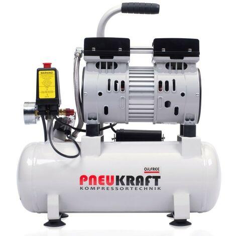 Compresseur d'air 9 litres 0.6HP 2.8CFM 116 PSI 450W