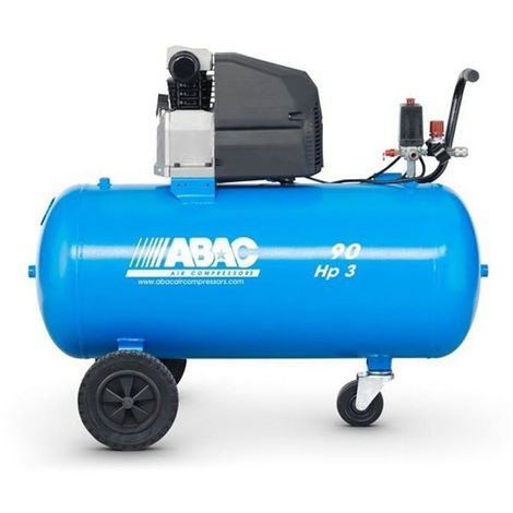 Compresseur d'air 90L 3CV ABAC Estoril L30P