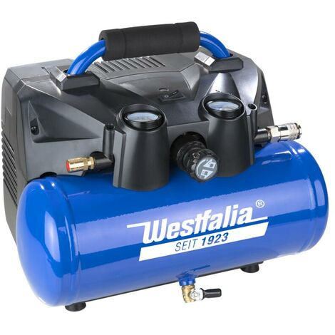 Compresseur d'air à batterie, 36 voltsWestfalia