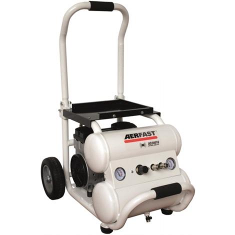 Compresseur d'air discret sans huile AC24016 AERFAST - 1500W 16L - AFN0022