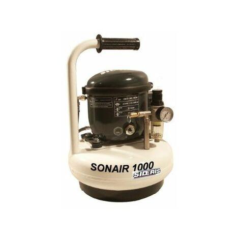 Compresseur d'air silencieux 6L 190W SONAIR 1000