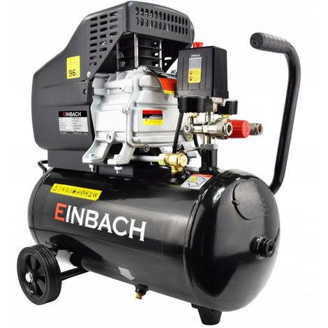 Compresseur Einbach DE-EH50 à huile 2,8 kW 230V cuve 50L