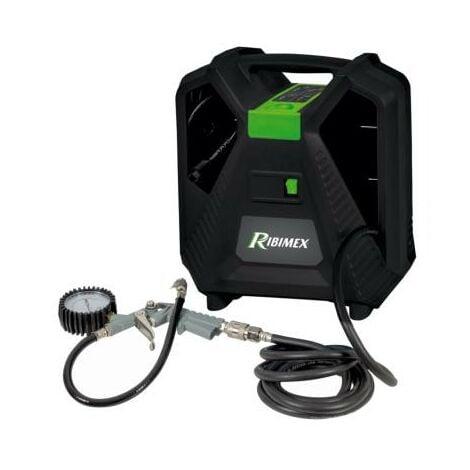 Compresseur électrique en valise 1100w avec accessoires