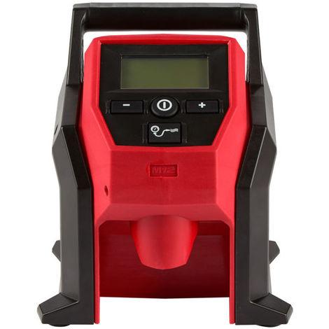 Compresseur gonfleur 12V M12 BI-0 MILWAUKEE - sans batterie - 4933464124