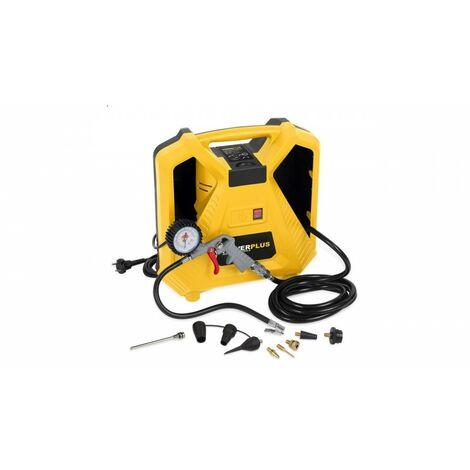 Compresseur / gonfleur non lubrifie pression max 8 bar / 116 psipoids 6,7 kg
